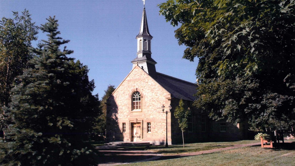 Irving Memorial Chapel, Bouctouche
